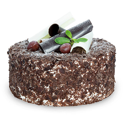 Blackforest Cake 1Kg: Cakes Delivery in Medina