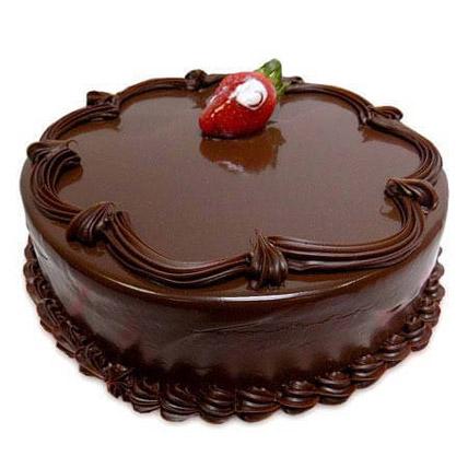 Choco float: Chocolate Cake