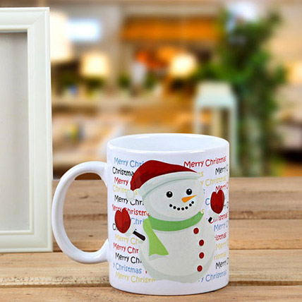 A Cup Of Snow: Buy Mugs