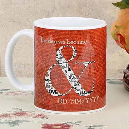 Coffee Date Together: Personalized Gifts Delivery