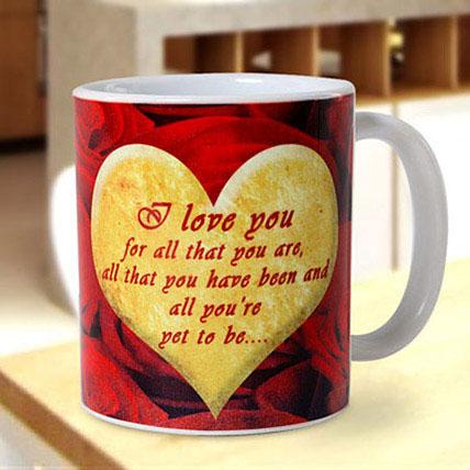 Luv Forever Mug: Order Mugs