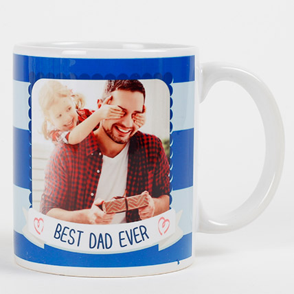 Personalized Mug For Best Dad Ever: Order Mugs
