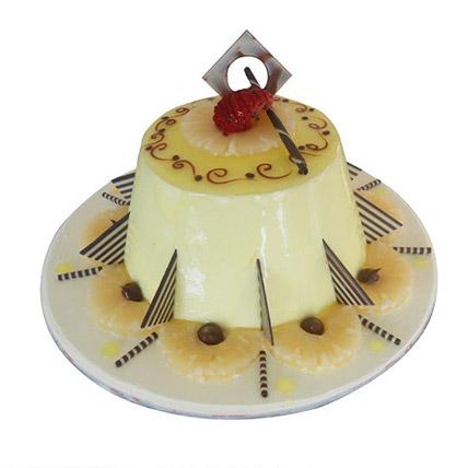 New Pineapple Cake: Designer Cakes