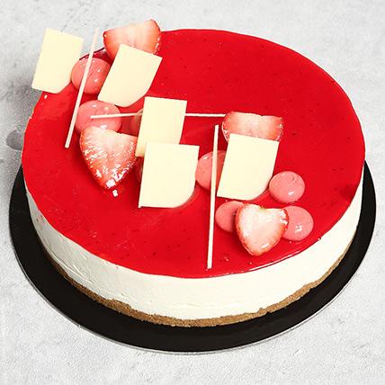 Strawberry Cheesecake: Strawberry Cakes