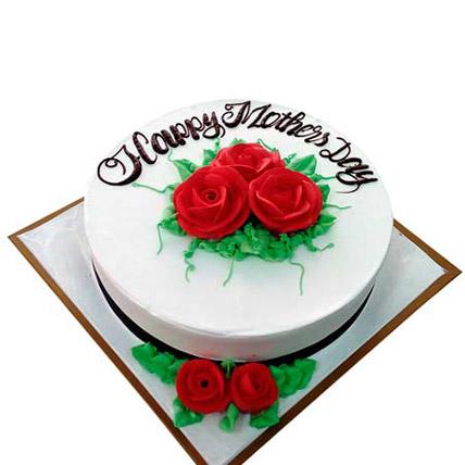 Vanilla Fondant Cake: Cartoon Cakes