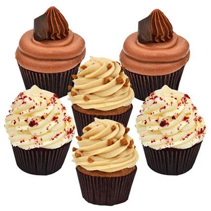 Yummy Cupcakes Six: