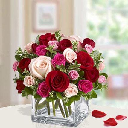 Legendary Pink: Send Flowers to Al Jubail