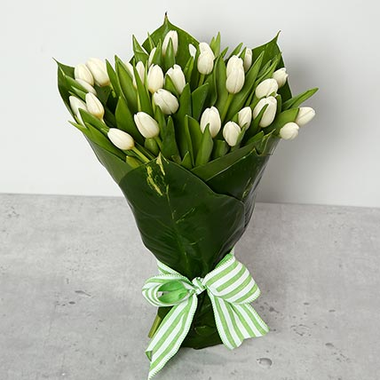 Real Touch Of Tulips: Tulip Flowers