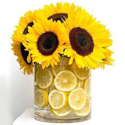 Sunshine Flowers: