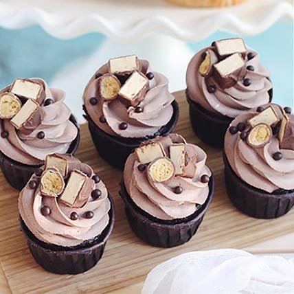 Delicious Chocolate Cupcakes: Halloween Gifts