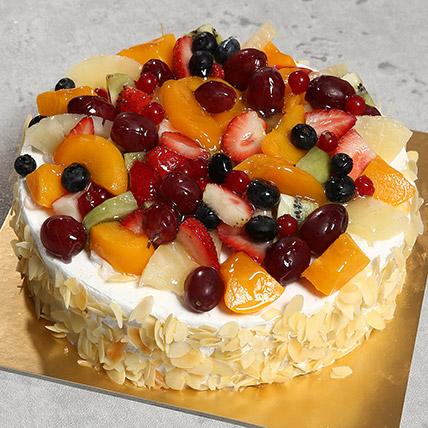 Fresh Fruit Fantasy: