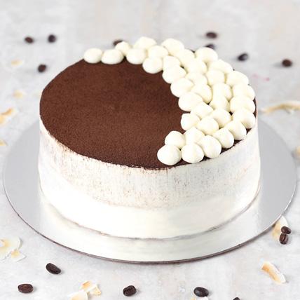 Heavenly Tiramisu Cake Half Kg: Cakes Half Kg