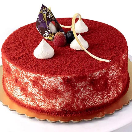 Red Velvety Cake: Order Red Velvet Cakes