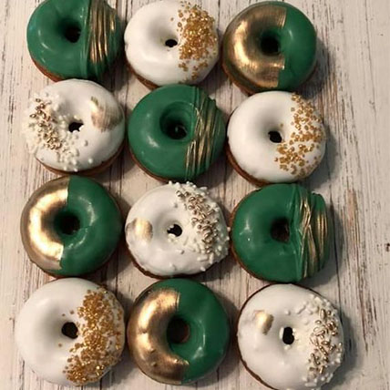 Arab Special Donuts: National Day Gifts in Saudi Arabia