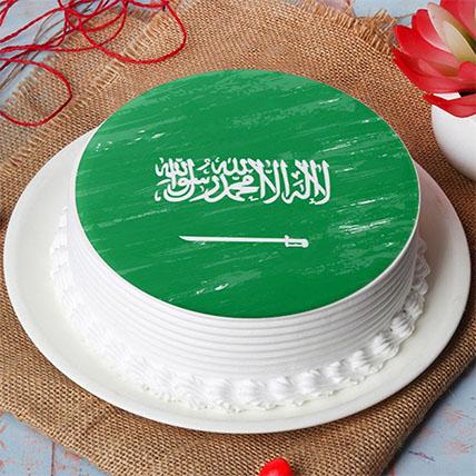Designer Arab Cake: