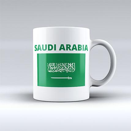 Suadi Arabia Mug: Saudi National Day Gifts