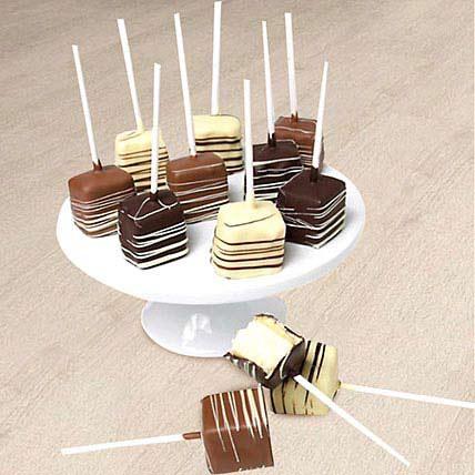 Yummy Belgian Cheesecake Pops: Buy Gifts