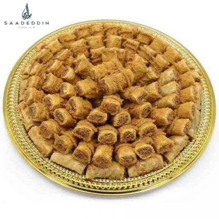 Extraordinary Lotus Baklawa Fingers: Order Sweets