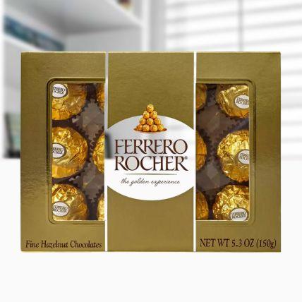 Ferrero Rocher Chocolates: Ferrero Rocher Chocolates