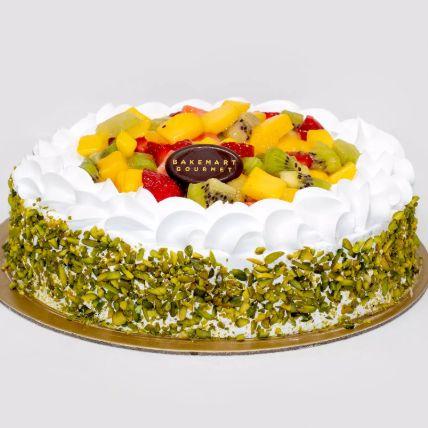 Mix Fruit Cake: Fresh Fruit Cakes