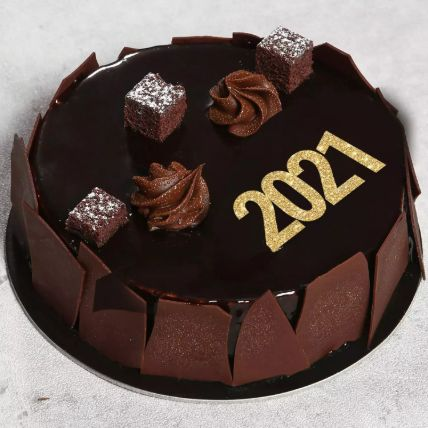Alcazar New Year Cake: New Year Cakes