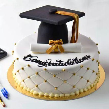 Graduation Special Cake: Cakes for Graduation