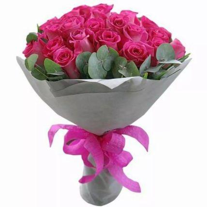 Pinks Beauty Bouquet: Flowers  in Saudi Arabia