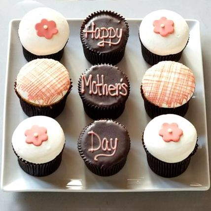 Happy Mothers Day Cupcakes: Mother's Day Cakes