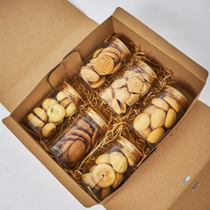 Cookies Delight Box: Gift Hampers Delivery