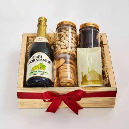 Happy Ramadan Delicious Hamper: Gifts for Corporate