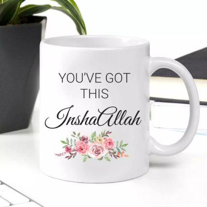 Ramadan Insha Allah Mug: Personalised Gifts