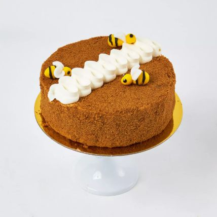Exotic Honey Cake:  Cake Delivery