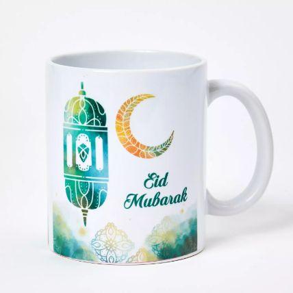 Eid Mubarak Mug: Personalised Gifts