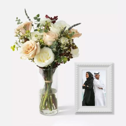 Precious Memories Combo: Personalized Gifts Delivery