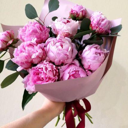 Precious Peonies Bouquet: