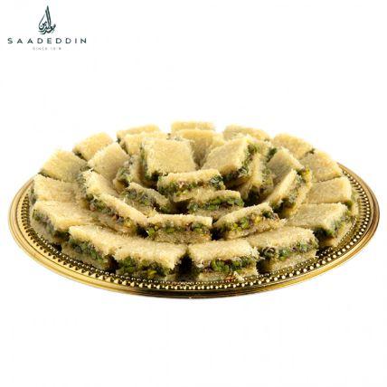 Assorted Pistachio Crystalline Delight: Diwali Gifts