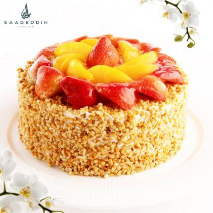 Fruits Cake: