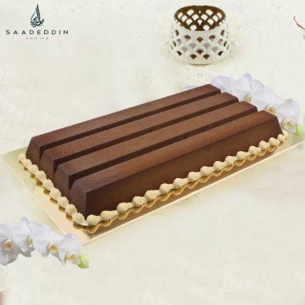 Kitkat Cake: