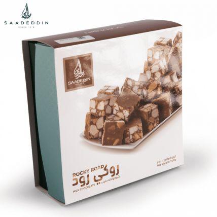 Premium Milky Belgian Chocolate Box: