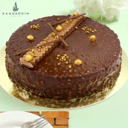 Rocher Cake: Saadeddin Cakes