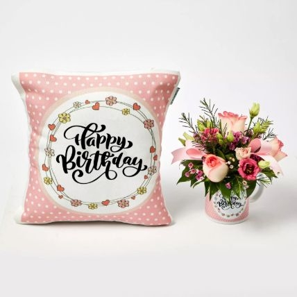 Birthday Wishes Hamper: Gift Combos