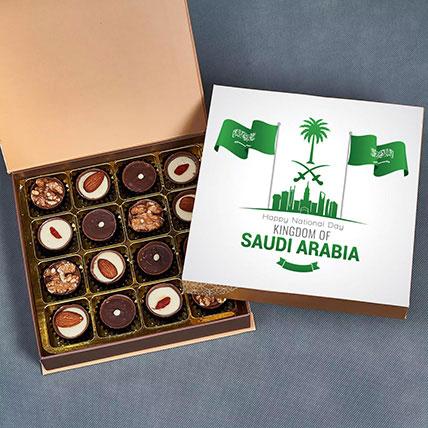 National Day Assorted Chocolates Box: Order Chocolates