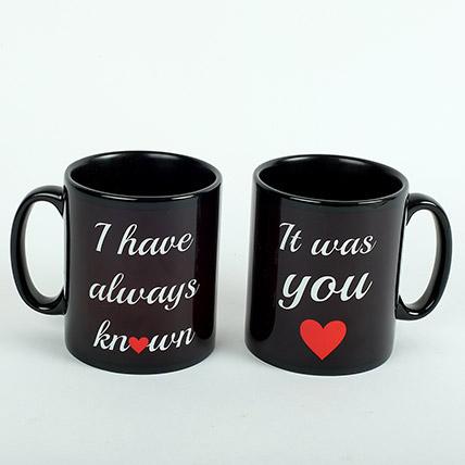 Black Love Mugs