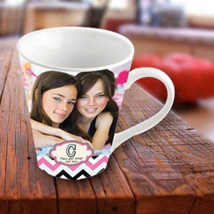 Picture Perfect Personalized Mug