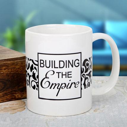 The Empire Printed Mug