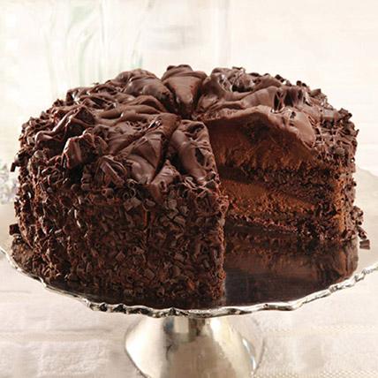 Frozen Chocolate Cake 3 Pound Half Kg