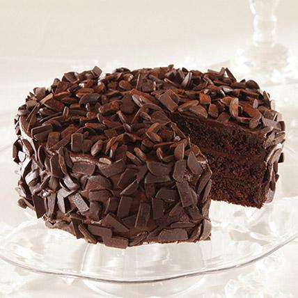 Frozen Chocolate Thunder Cake Half Kg
