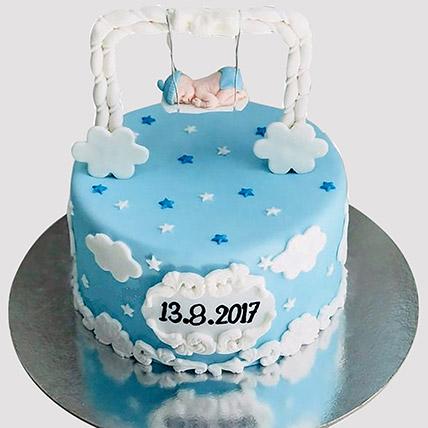 New Born Baby Designer Cake