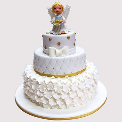 Welcome Angel Cake