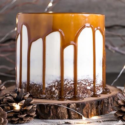 Delectable Dates Cake Half Kg